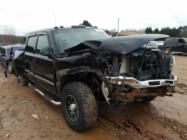 Salvage cars for sale from Copart China Grove, NC: 2004 GMC Sierra K25