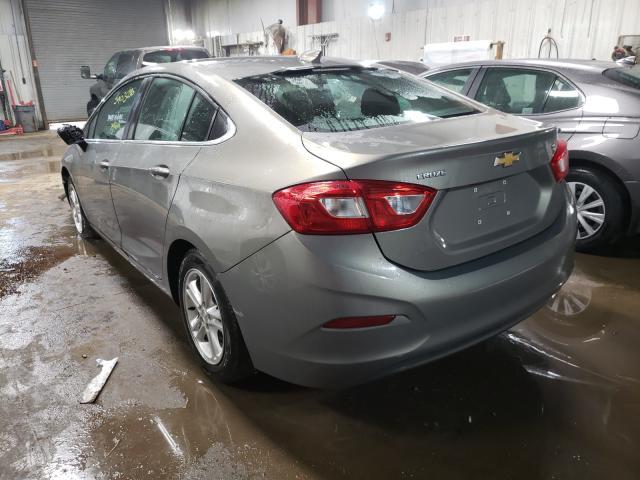 купить 2017 Chevrolet Cruze Lt 1.4L 1G1BE5SM0H7124935