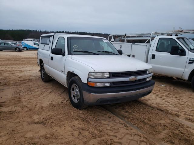 Salvage cars for sale from Copart Gaston, SC: 2000 Chevrolet Silverado
