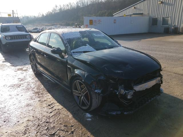 Audi A3 salvage cars for sale: 2016 Audi A3
