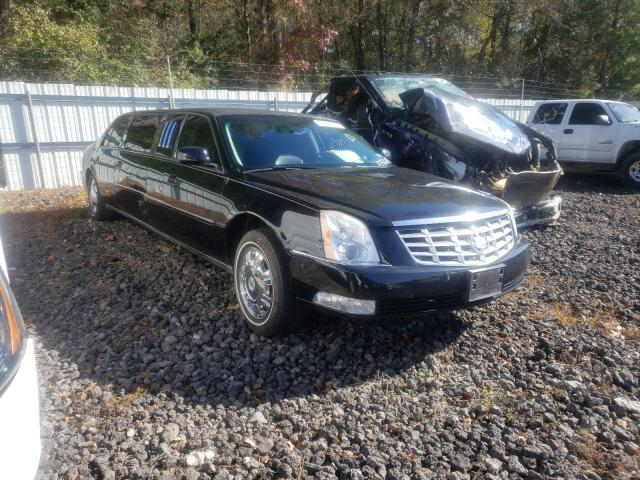 Salvage cars for sale from Copart Lufkin, TX: 2011 Cadillac Profession