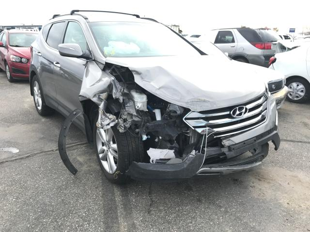 Salvage cars for sale from Copart Pasco, WA: 2013 Hyundai Santa FE S