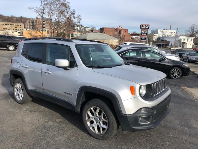 Jeep Vehiculos salvage en venta: 2015 Jeep Renegade L