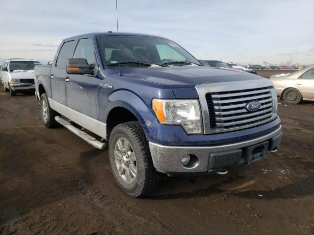 Vehiculos salvage en venta de Copart Brighton, CO: 2011 Ford F150 Super