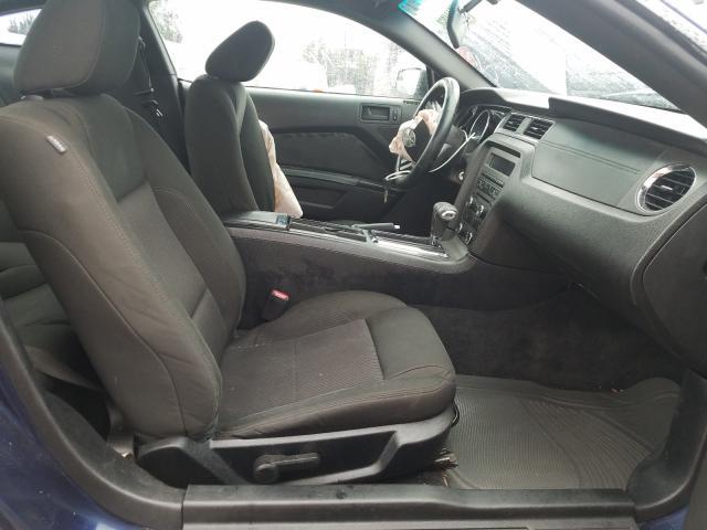 пригнать из сша 2011 Ford Mustang 3.7L 1ZVBP8AMXB5100906