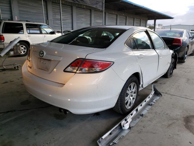 цена в сша 2010 Mazda 6 I 2.5L 1YVHZ8BH5A5M21205