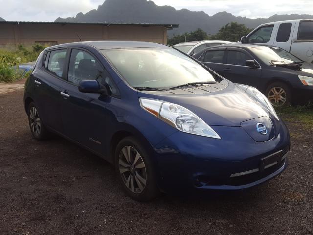 2017 Nissan Leaf S for sale in Kapolei, HI