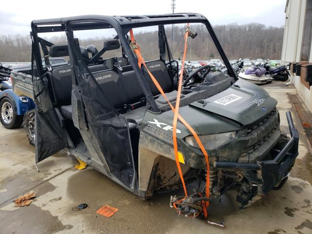Salvage cars for sale from Copart Louisville, KY: 2020 Polaris Ranger CRE