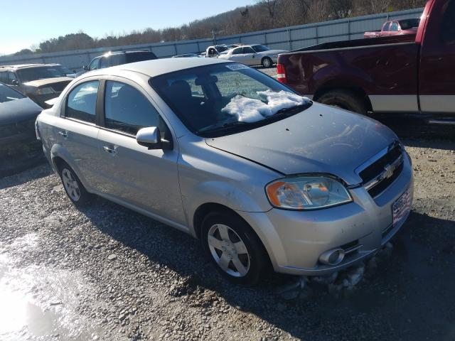 Salvage cars for sale from Copart Prairie Grove, AR: 2009 Chevrolet Aveo LT