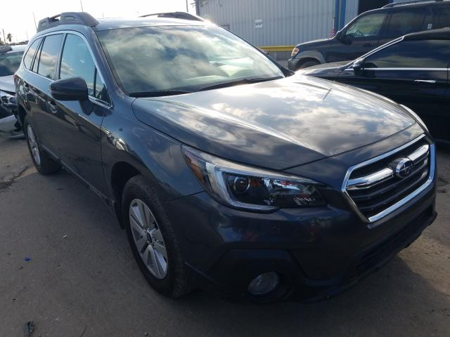 Salvage cars for sale from Copart Riverview, FL: 2018 Subaru Outback 2
