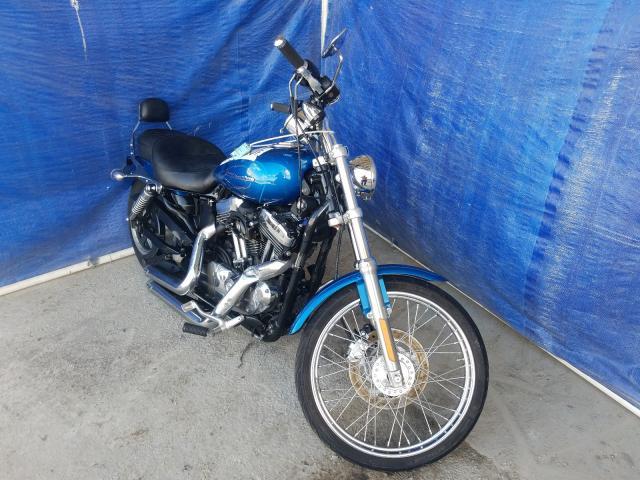 Harley-Davidson salvage cars for sale: 2005 Harley-Davidson XL1200 C
