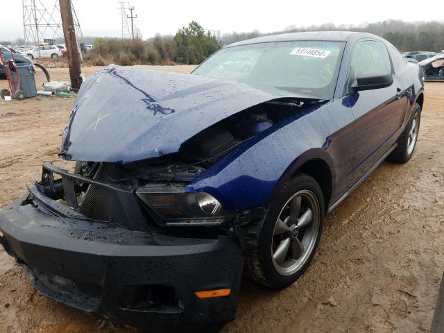из сша 2011 Ford Mustang 3.7L 1ZVBP8AMXB5100906