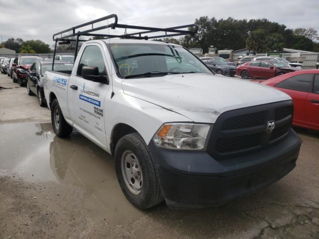 Salvage cars for sale from Copart Punta Gorda, FL: 2014 Dodge RAM 1500 ST