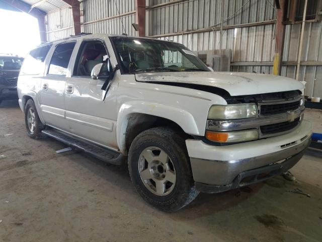Chevrolet Suburban salvage cars for sale: 2004 Chevrolet Suburban