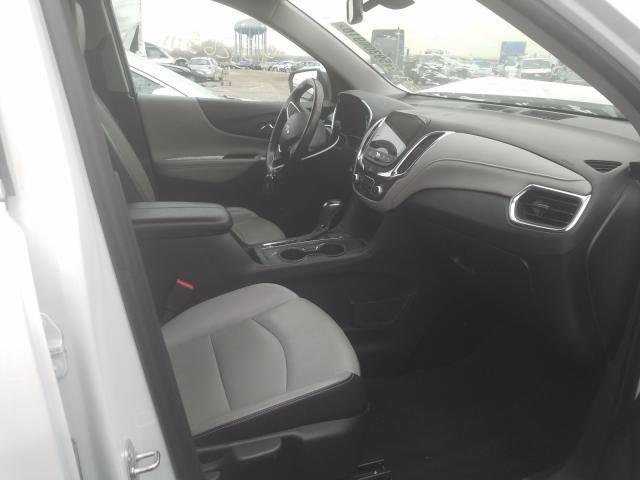 пригнать из сша 2018 Chevrolet Equinox Pr 1.5L 3GNAXMEV7JS595037