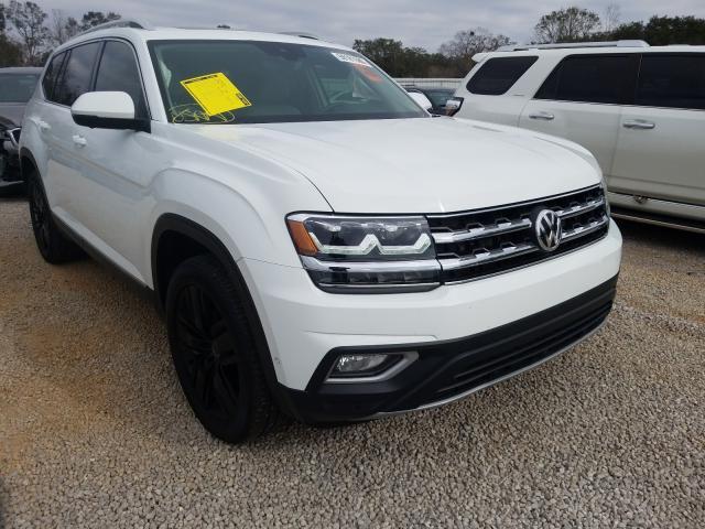 2019 Volkswagen Atlas SEL en venta en Eight Mile, AL