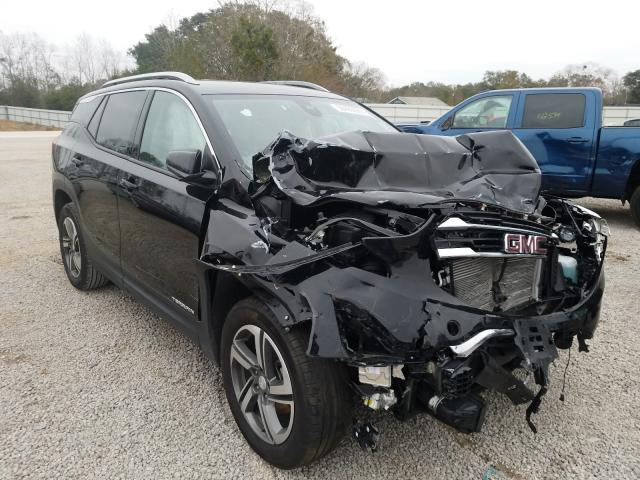 Salvage cars for sale from Copart Eight Mile, AL: 2020 GMC Terrain SL