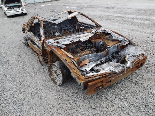 Pontiac Fiero GT salvage cars for sale: 1986 Pontiac Fiero GT