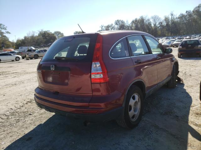 2011 HONDA CR-V LX 5J6RE3H3XBL030014