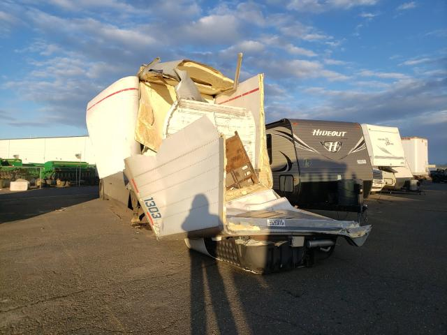Salvage cars for sale from Copart Pasco, WA: 2012 Utility Reefer