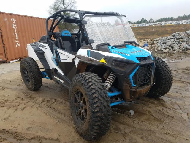 Salvage cars for sale from Copart Gaston, SC: 2020 Polaris RZR XP Turbo