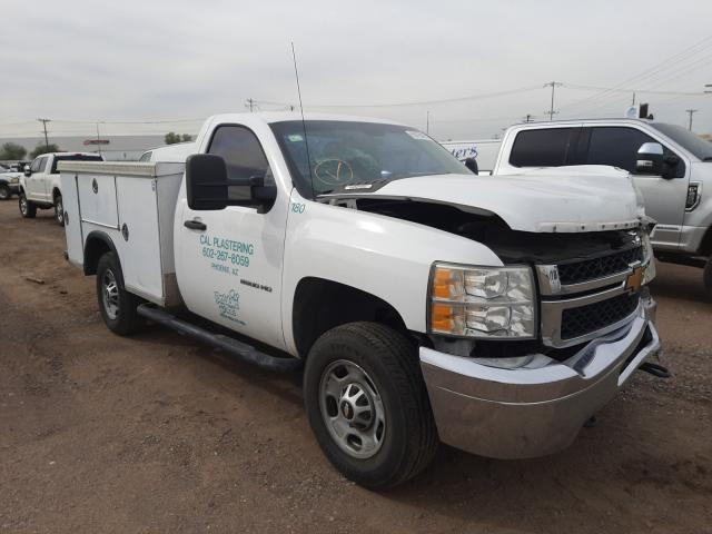 Salvage cars for sale from Copart Phoenix, AZ: 2014 Chevrolet Silverado