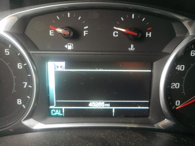 3GNAXMEV7JS595037 2018 Chevrolet Equinox Pr 1.5L