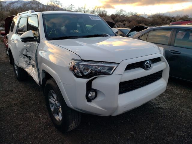 Salvage cars for sale from Copart Reno, NV: 2018 Toyota 4runner SR