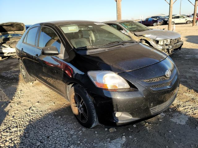 Salvage cars for sale from Copart Temple, TX: 2008 Toyota Yaris