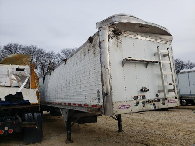 Wilson salvage cars for sale: 2013 Wilson Trailer