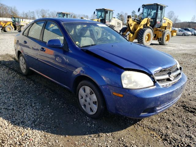 Suzuki salvage cars for sale: 2008 Suzuki Forenza BA