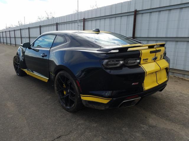 купить 2020 Chevrolet Camaro Ss 6.2L 1G1FH1R76L0107785