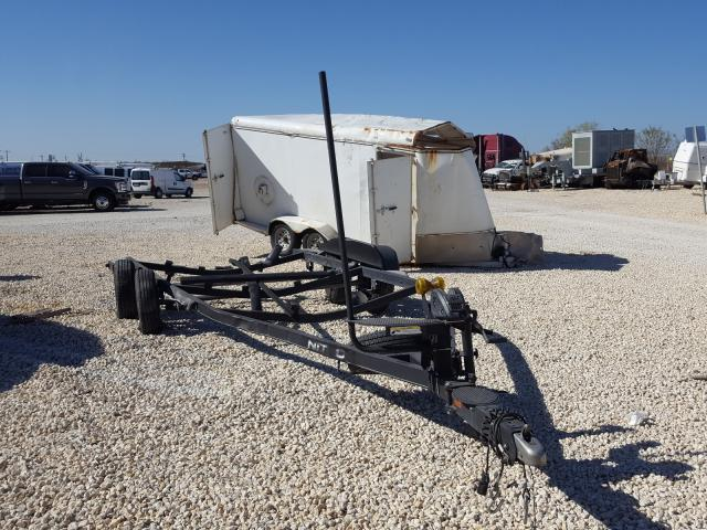 Vehiculos salvage en venta de Copart San Antonio, TX: 2018 Trail King Boat Trailer