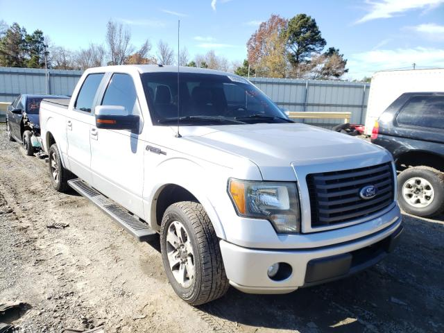 Salvage cars for sale from Copart Shreveport, LA: 2010 Ford F150 Super