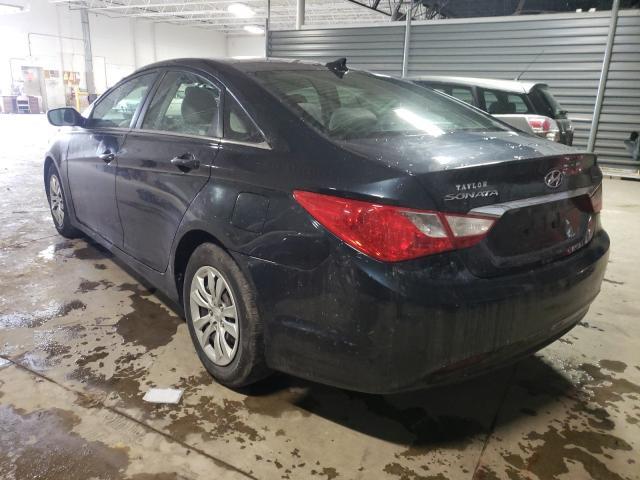 купить 2012 Hyundai Sonata Gls 2.4L 5NPEB4AC2CH451924
