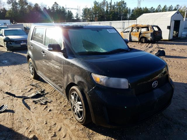 Salvage cars for sale from Copart Charles City, VA: 2008 Scion XB