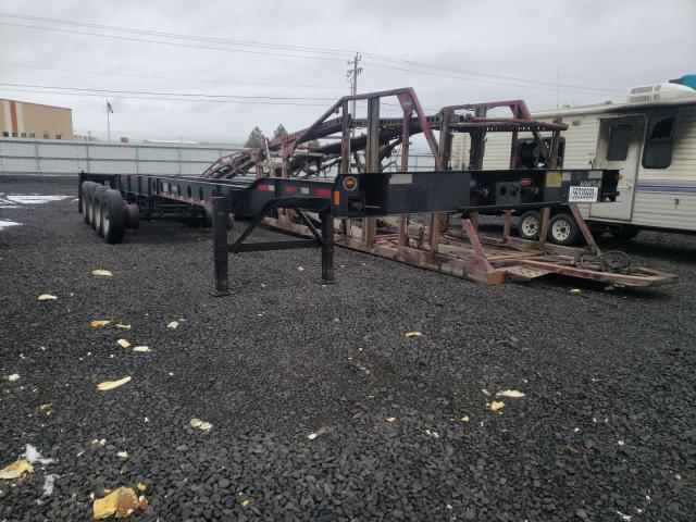 Salvage cars for sale from Copart Airway Heights, WA: 2015 Chee Trailer