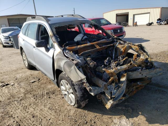 Salvage cars for sale from Copart Temple, TX: 2018 Subaru Outback 2