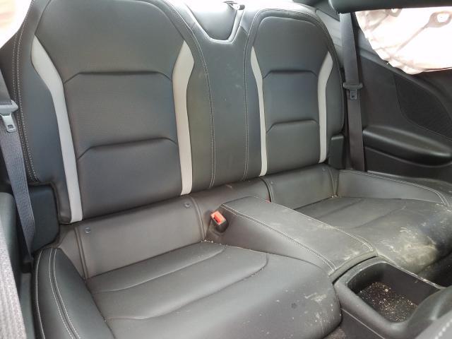 1G1FH1R76L0107785 2020 Chevrolet Camaro Ss 6.2L