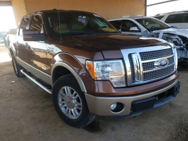 2011 FORD F150 SUPER 1FTFW1CT8BFB87783