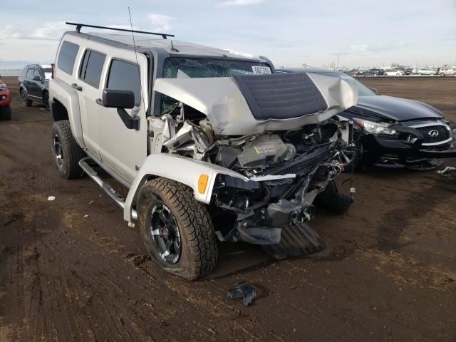 Hummer salvage cars for sale: 2007 Hummer H3