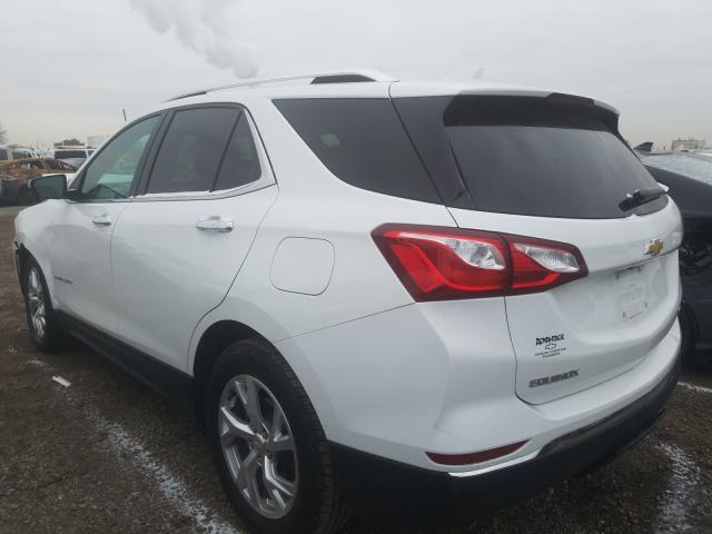 купить 2018 Chevrolet Equinox Pr 1.5L 3GNAXMEV7JS595037