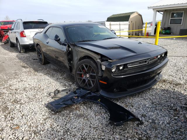 Salvage cars for sale from Copart Prairie Grove, AR: 2015 Dodge Challenger