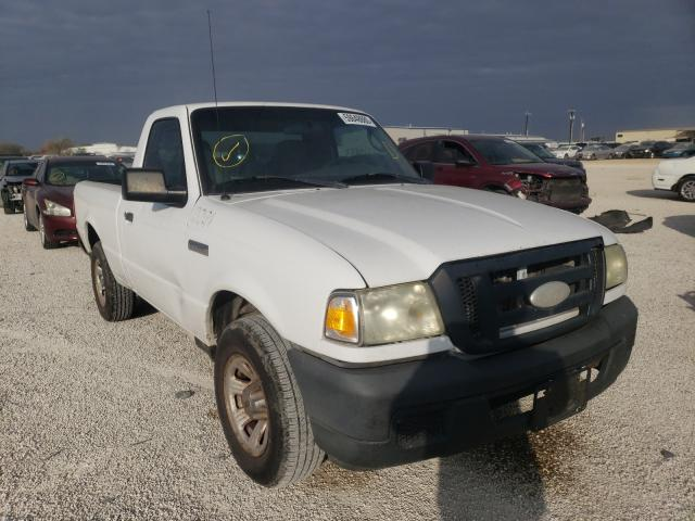 Salvage cars for sale from Copart San Antonio, TX: 2007 Ford Ranger