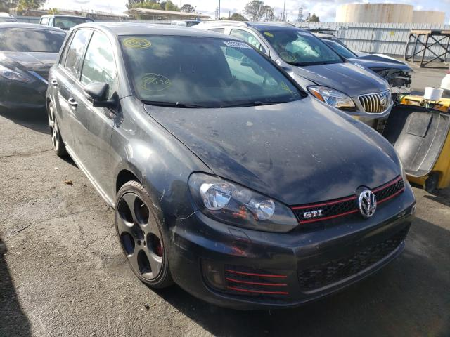 Salvage cars for sale from Copart Martinez, CA: 2011 Volkswagen GTI