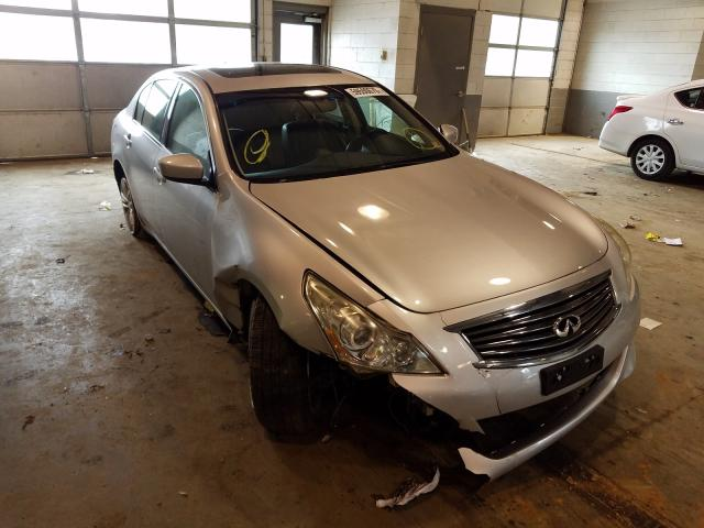 Salvage cars for sale from Copart Sandston, VA: 2012 Infiniti G25