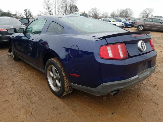 купить 2011 Ford Mustang 3.7L 1ZVBP8AMXB5100906