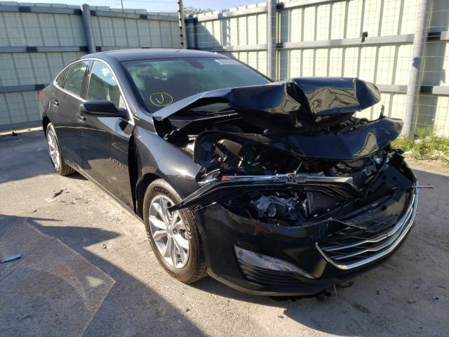 Salvage cars for sale from Copart Homestead, FL: 2019 Chevrolet Malibu LT
