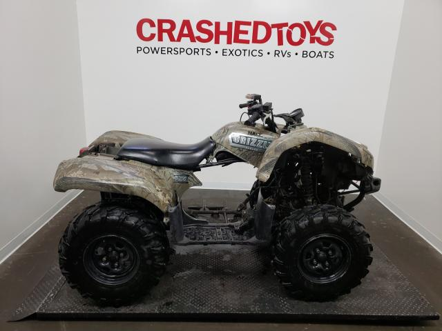 Yamaha salvage cars for sale: 2003 Yamaha GRIZZLY660