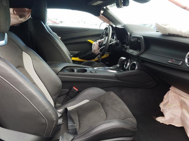 пригнать из сша 2020 Chevrolet Camaro Ss 6.2L 1G1FH1R76L0107785